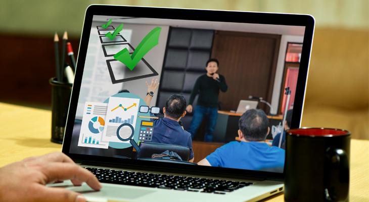 Speaker & Session Management Image